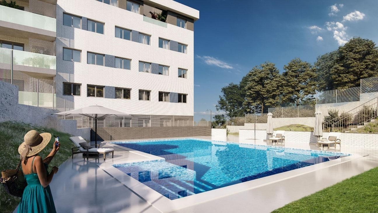 activitas - promotora inmobiliaria - piscina de obra