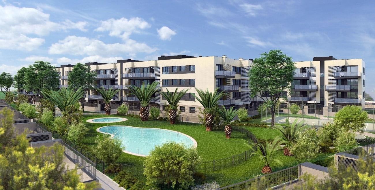 activitas - promotora inmobiliaria - piscina natural