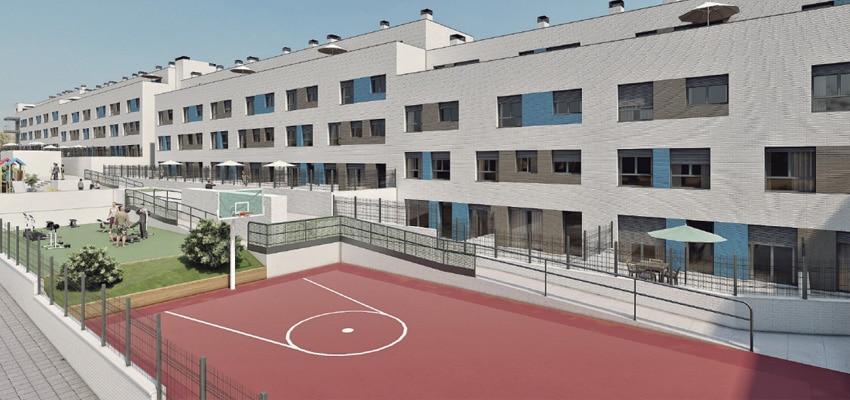 activitas - vivienda asequible - residencial villalbilla