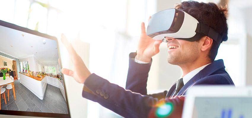 realidad virtual visitas