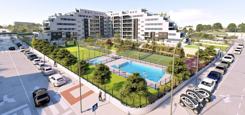 urbanizacion privada activitas